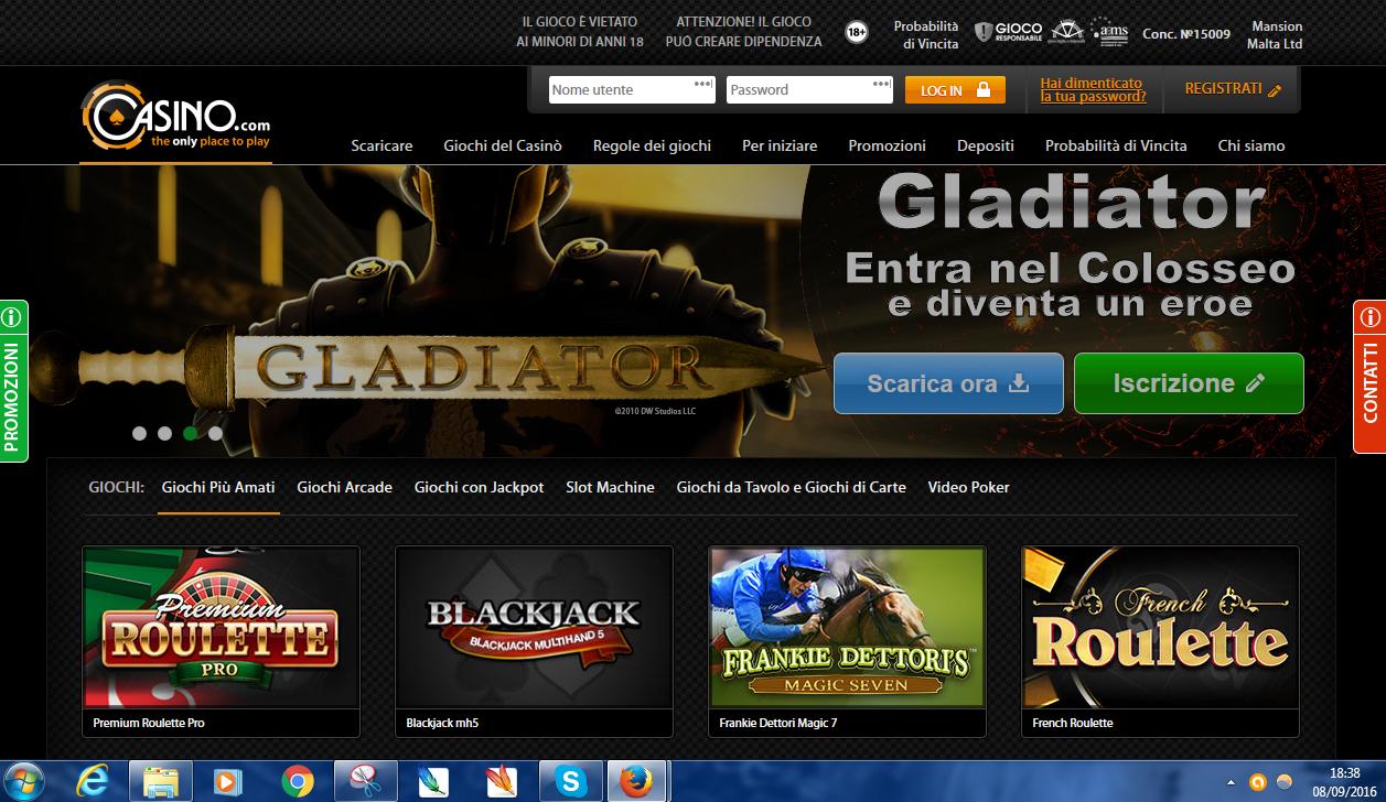 Poker room accetta Italiani 126392