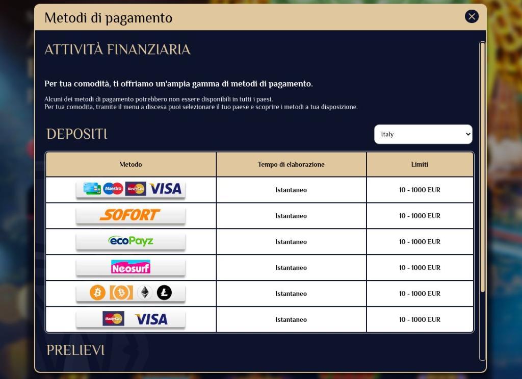 Il gioco in italia 27217