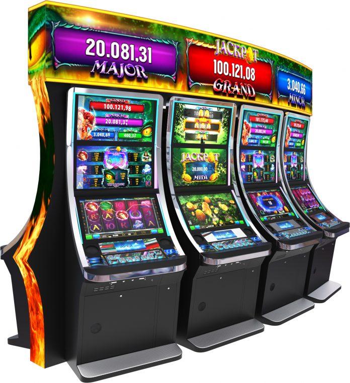 Croupier italiani slot machine 195398