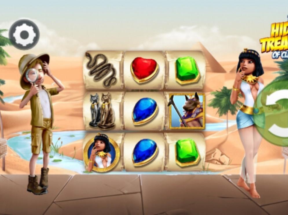 Caccia al tesoro Cleopatras 173989