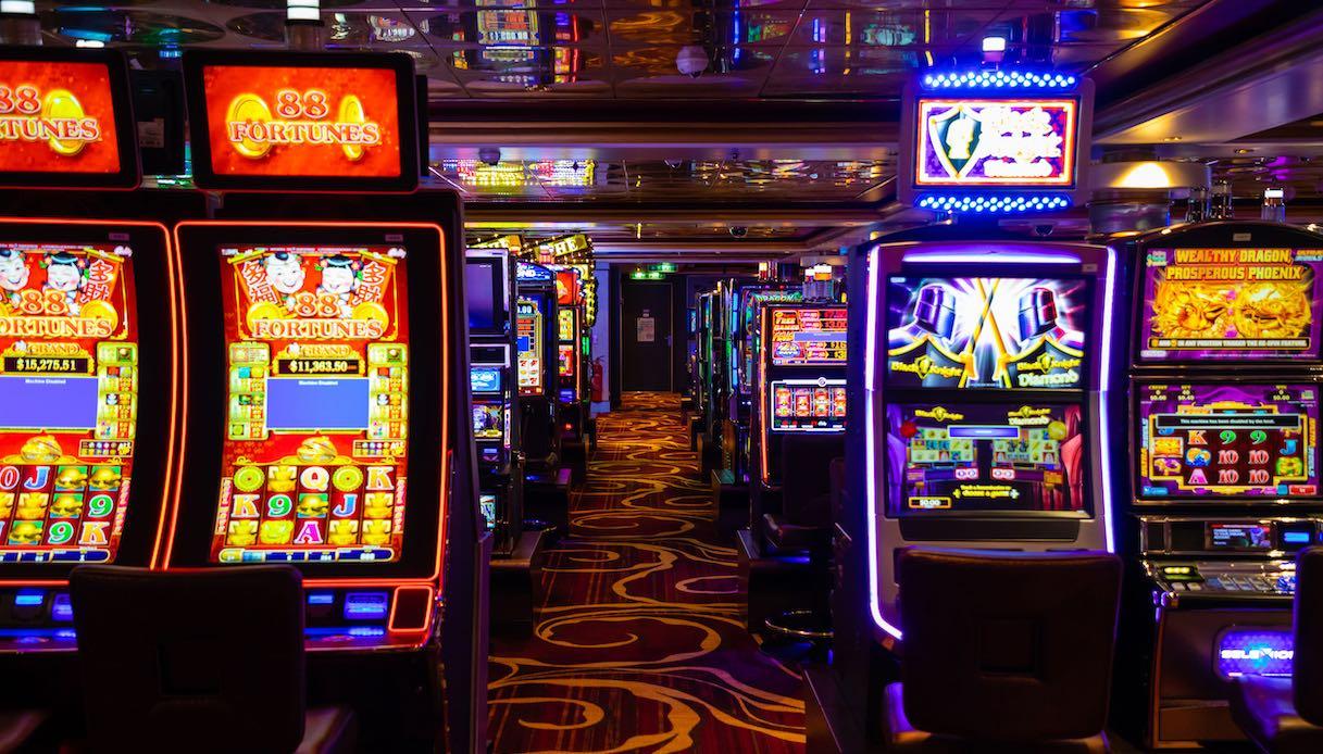 Slot machine 72866