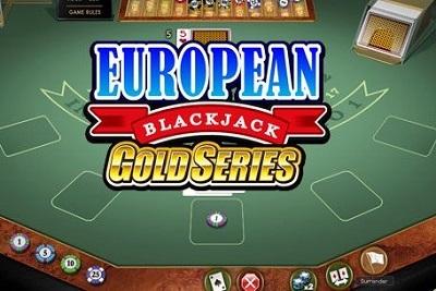 Microgaming European Blackjack 122742