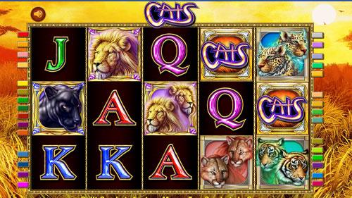 Leggende del gioco slot 44752