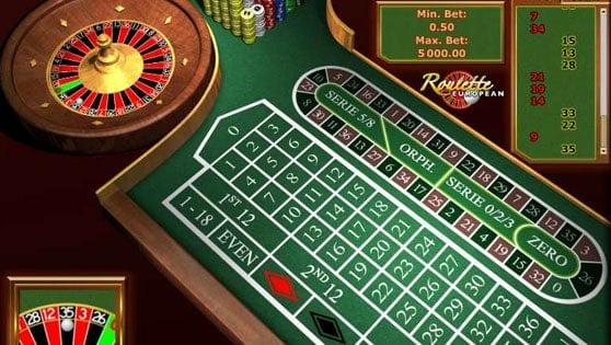 Roulette royal 53390