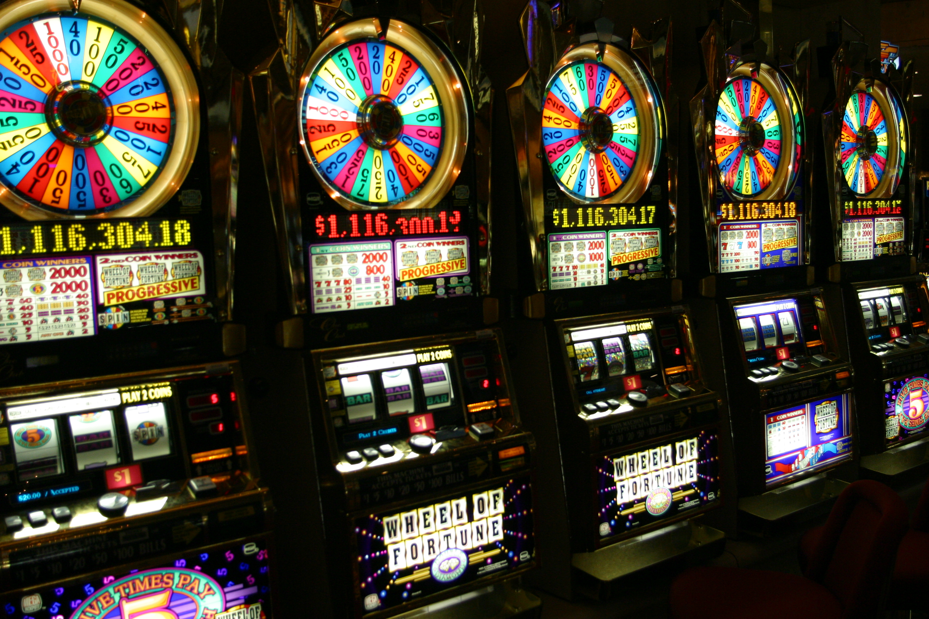 Gioca alla Roulette minimo 56427